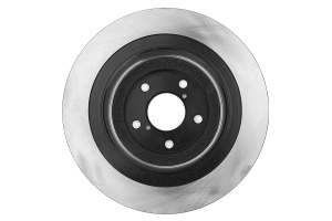 Centric Premium Brake Rotor Single Rear (Part Number: )