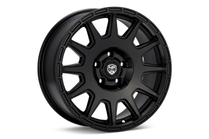LP Aventure LP1 Wheel 17X7.5 +20 5x114.3 Matte Black - Universal