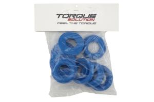 Torque Solution Rear Subframe Bushings Race - Scion FR-S 2013-2016 / Subaru BRZ 2013+ / Toyota 86 2017+