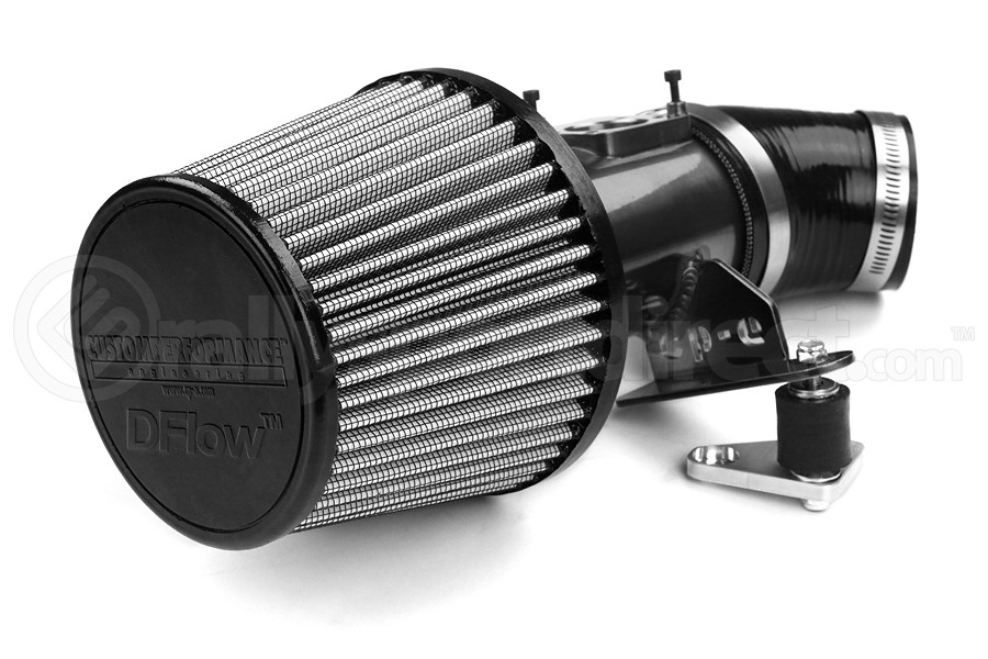 cp-e XcelNANO Short Ram Air Intake DFLow Black (Part Number:MZXN00001B)