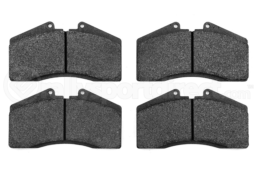 Stoptech SR34 Race Brake Pads Stoptech ST-40 Caliper (Part Number:334.0609.17.0)