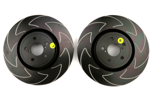 EBC Brakes BSD Series Sport V-Slotted Front Brake Rotors (Part Number: )