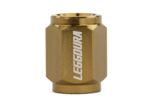 KICS Leggdura Racing Bronze Valve Cap (Part Number: )