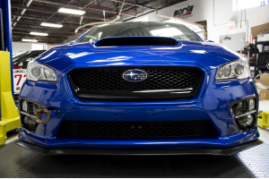 HT Autos Front Lip V1 - Subaru WRX / STI 2015 - 2017