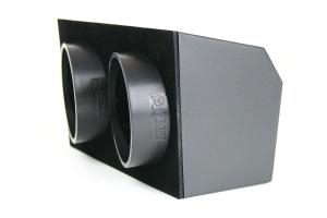 ATI vPod Gauge Pod 60mm Double ( Part Number: VPOD-59-10)