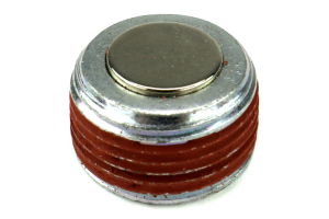 Dimple Rear Differential Magnetic Drain Plug 3/4in JNPT ( Part Number:DIM 3/4JNPT)