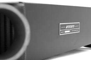 Mishimoto Black Top Mount Intercooler w/ Black Charge Pipe (Part Number: )