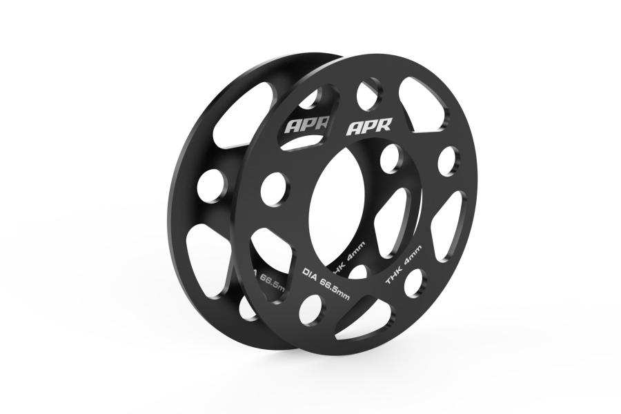 APR Wheel Spacer Kit 5x112 4mm - Volkswagen / Audi Models (2006+ GTI / 1996-2008 A4)