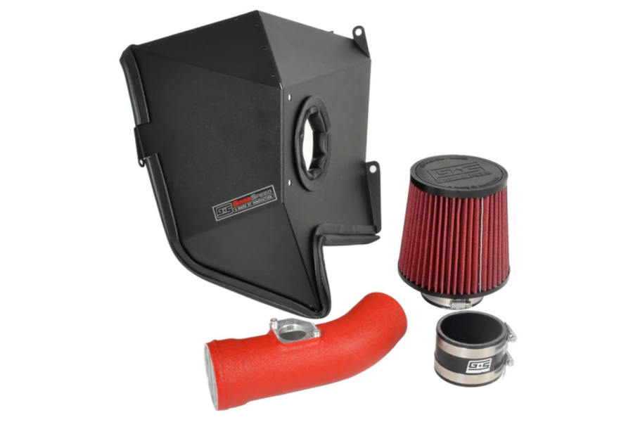 Grimmspeed Cold Air Intake Red - Subaru WRX/STi 2002-2007 / Forester XT 2004-2008