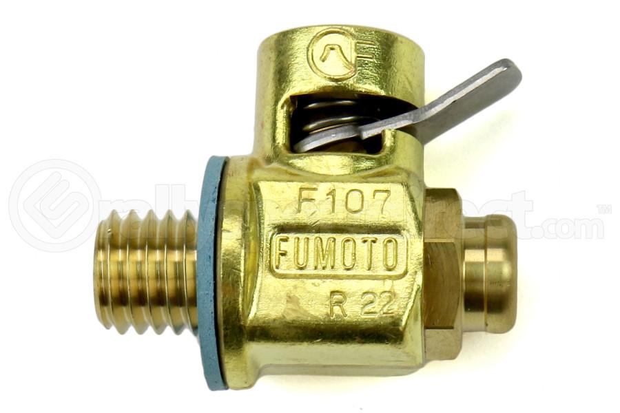 Fumoto M12-1.75 Oil Drain Valve W/Short Nipple (Part Number:F107S)