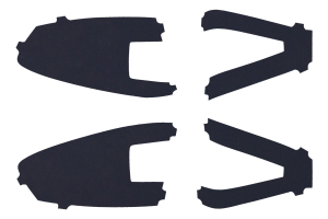 Lamin-X Taillight w/ Reverse Cut Out Covers (Multiple Colors) - Subaru WRX/STI Hatchback 2008-2014