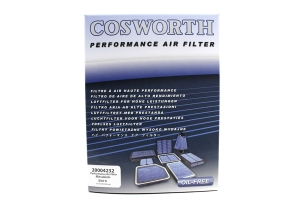 Cosworth High Flow Synthetic Air Filter ( Part Number:COS1 20004232)