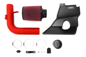 Mishimoto Cold Air Intake Red - Subaru STI 2015-2017