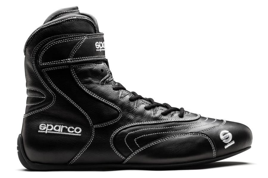 Sparco SFI 20 Shoes Black - Universal