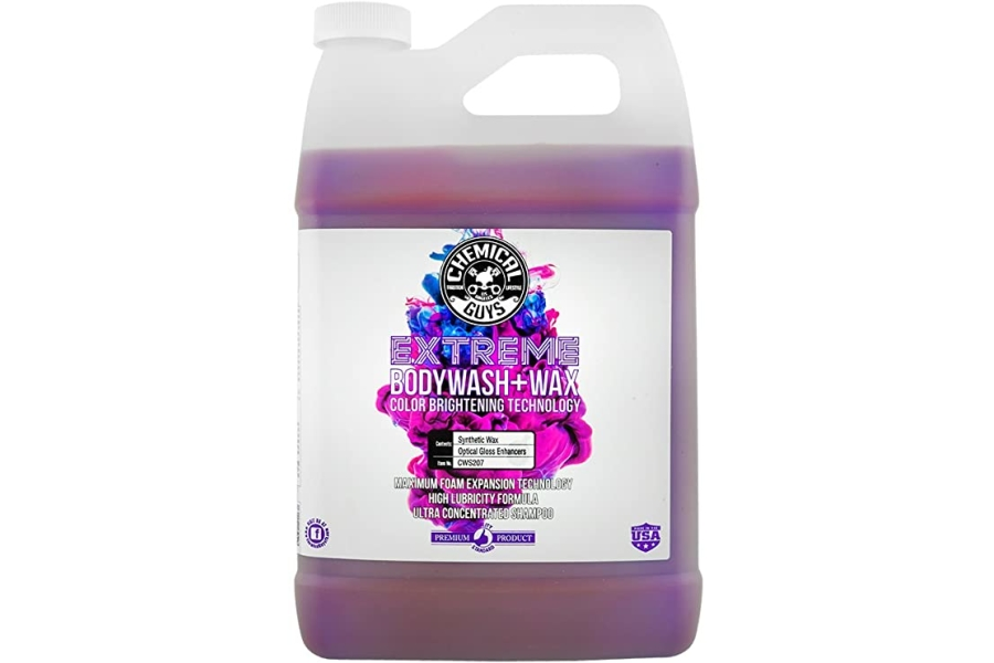 Chemical Guys Extreme Body Wash And Wax (Multiple Size Options) - Universal