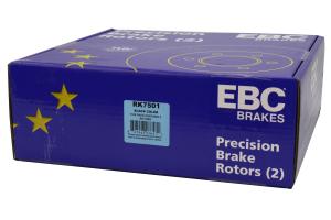 EBC Brakes Ultimax OE Style Front Brake Rotors - Mazdaspeed3 2007-2013