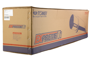 Tomei Expreme Ti Titanium Catback Exhaust (Part Number: )