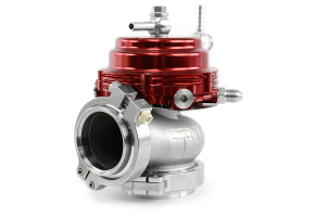 Tial MV-R Wastegate 44mm Red w/ All Springs (Part Number: )
