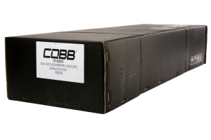 COBB Tuning Stainless Steel Turboback Exhaust (Part Number: )