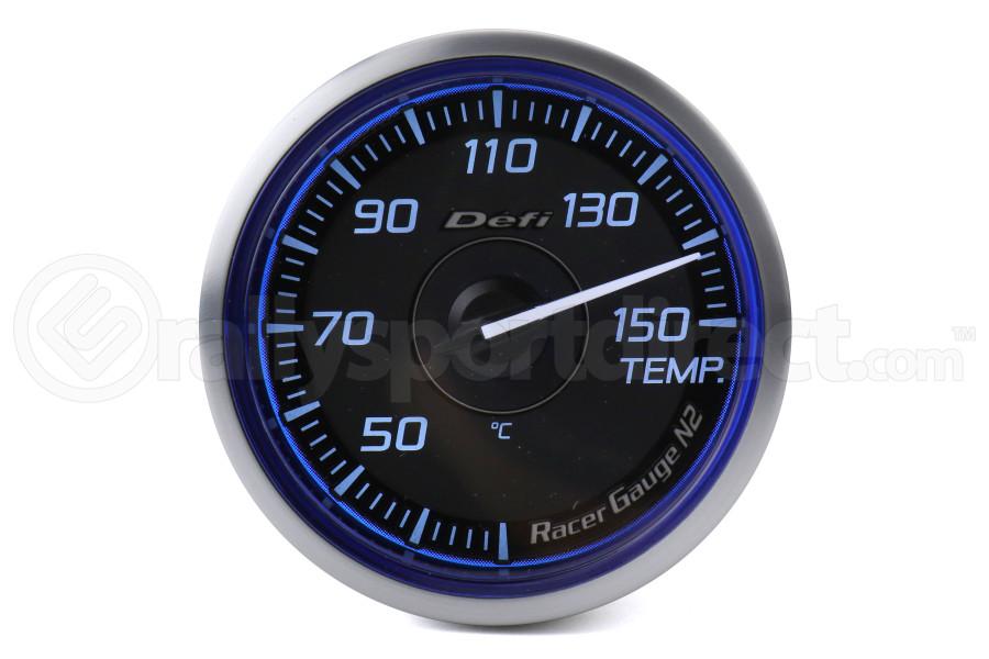 Defi DF Blue Racer N2 Temp Gauge Metric 60mm - Universal