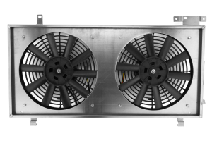 Mishimoto Plug and Play Aluminum Fan Shroud Kit ( Part Number:MIS MMFS-STI-08P)