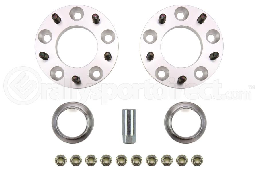 KICS Wide Tread Spacers 20mm 5x114 w/ Hub Rings (Part Number:W5120W356)