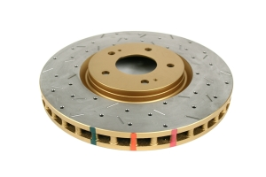 DBA 4000 Series Drilled/Slotted Rotor Single Front ( Part Number:DBA 4418XS)