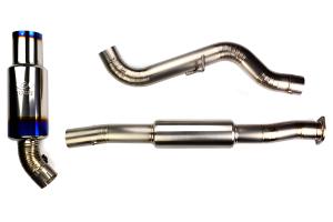Tomei Expreme Ti Titanium Catback Exhaust ( Part Number:TOM 440017)