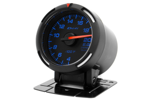 Defi Blue Racer EGT Exhaust Gas Temperature Gauge Imperial 52mm 400-2000F (Part Number: )