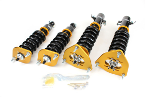 ISC Suspension N1 Ultra Low Street Sport Coilover Kit w/ 10k Springs - Subaru WRX / STI 2015 - 2020