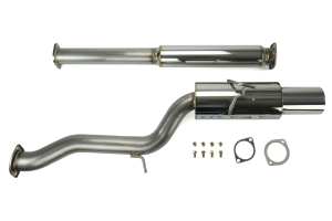 GReddy Revolution RS Cat-Back Exhaust ( Part Number:GRE 10138103)