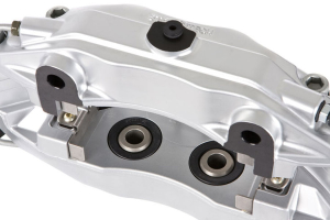 Stoptech ST-40 Big Brake Kit Front 332mm Silver Flat Rotors (Part Number: )