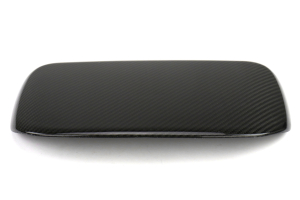 OLM Dry Carbon Fiber Console Hood Cover (Part Number: )