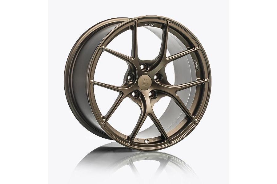 TITAN 7 T-S5 18x10 +40 5x114.3 Techna Bronze - Universal