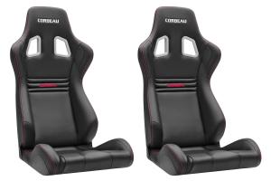 Corbeau Sportline Evolution X Seats Pair (Part Number: )