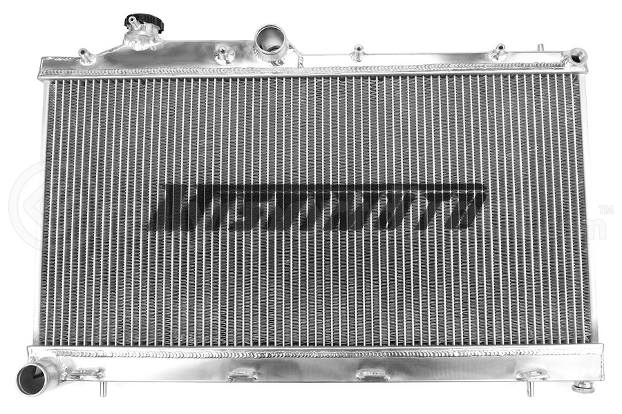 Mishimoto Performance Aluminum Radiator Manual Transmission (Part Number:MMRAD-STI-08)