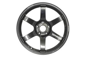 Volk TE37 SAGA 18x9.5 +38 5x114.3 Gloss Black - Universal