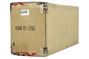 X-Force VAREX Universal Round Muffler 15x6in ( Part Number:XFO VMK15-250)