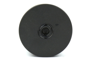 Mishimoto Baffled Oil Catch Can PCV Side Black w/ Red Hose ( Part Number:MIS MMBCC-MUS4-15PRD)