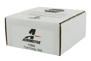 Aeromotive 340lph Fuel Pump E85 Offset Inlet ( Part Number:AER 11542)
