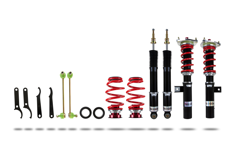 Pedders eXtreme XA Coilover Kit - Volkswagen / Audi Models (inc. 2010-2014 Golf)