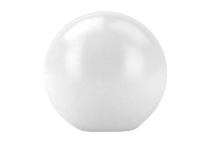 Beatrush Type-Q 45mm Duracon Shift Knob White M12x1.25 ( Part Number:BEA A91212W-Q45)