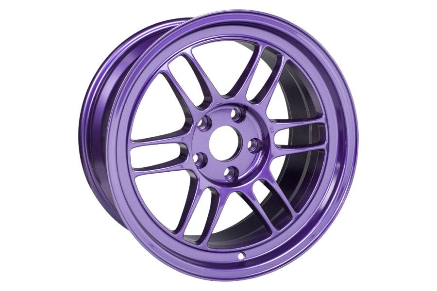 Enkei RPF1 18x9.5 +38 5x114.3 Purple - Universal
