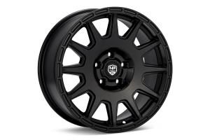 LP Aventure LP1 Wheel 17X7.5 +35 5x114.3 Matte Black - Universal