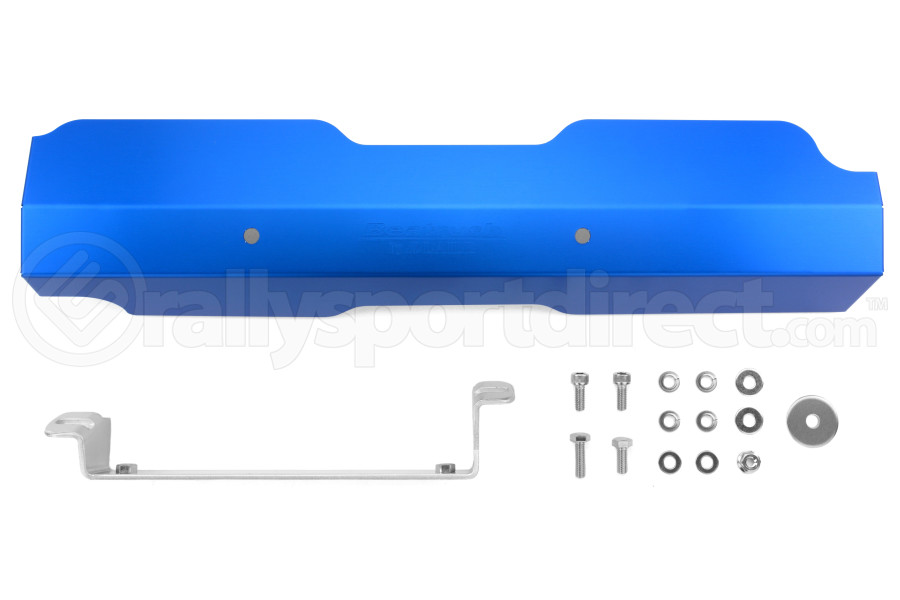 Beatrush Aluminum Pulley Cover Blue (Part Number:S146020PCA)