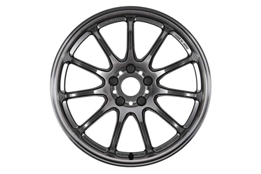 Work Emotion 11R 18x9.5 +38mm 5x114 GT Silver (Part Number:EM-11R-18X9.5+38-5X114.3GTS)