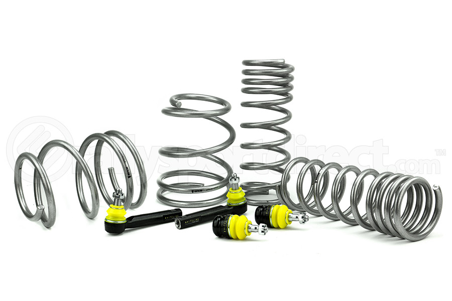 Whiteline Roll Center Lowering Spring Combo Kit Mitsubishi EVO X (Part Number:WSK-MIT002-KCA395)