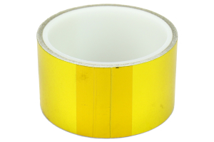 ProSport Gold Reflective Heat Tape 2in x 15ft Roll ( Part Number: HEA-GWRAP-15)