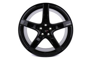 Option Lab Wheels R555 18x9.5 +38 5x100 Gotham Black - Universal
