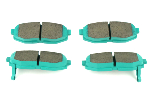 Project Mu Type NS Brake Pads Rear - Scion FR-S 2013-2016 / Subaru BRZ 2013+ / Toyota 86 2017+